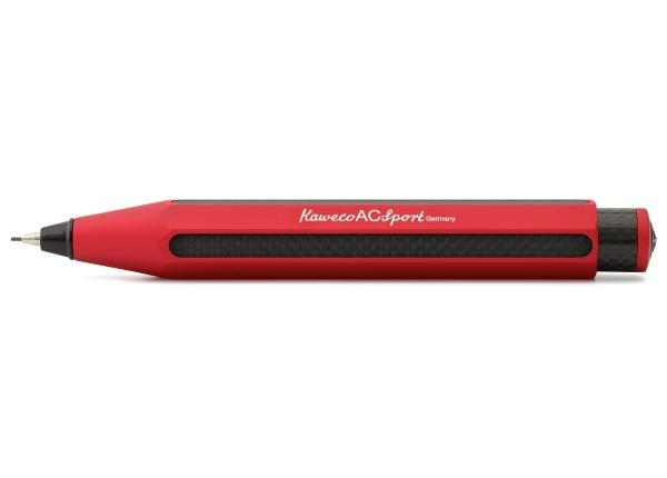 Kaweco AC SPORT Druckbleistift 0.7 mm Rot