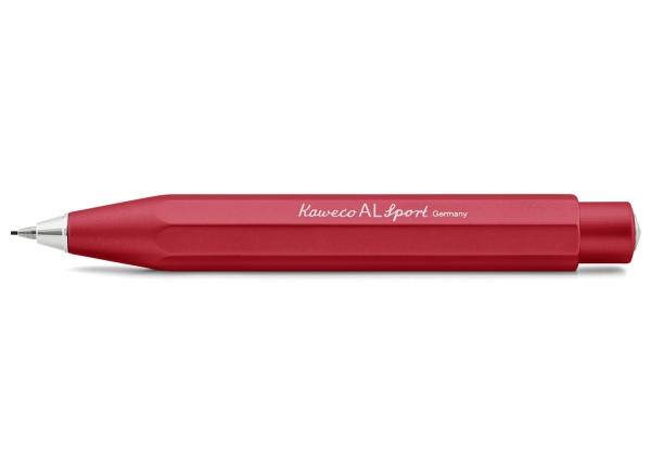 Kaweco AL SPORT Druckbleistift 0.7 mm Deep Red