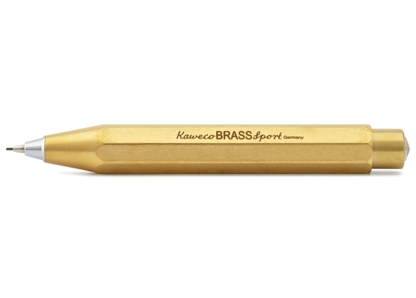 Kaweco BRASS SPORT Druckbleistift 0.7 mm