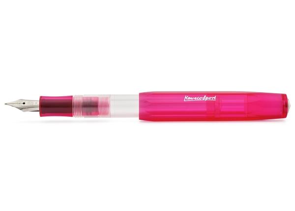 Kaweco ICE SPORT Füllhalter Pink
