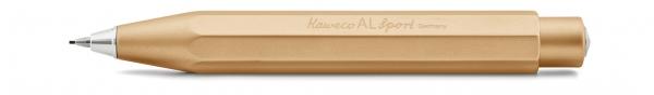 Kaweco AL SPORT Druckbleistift Gold Edition 0.7 mm