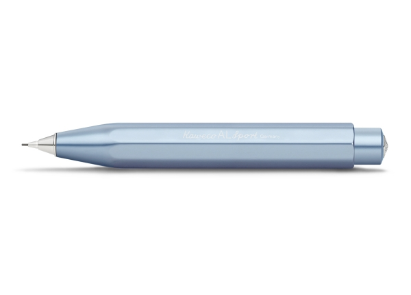 Kaweco AL SPORT Druckbleistift Hellblau 0.7 mm