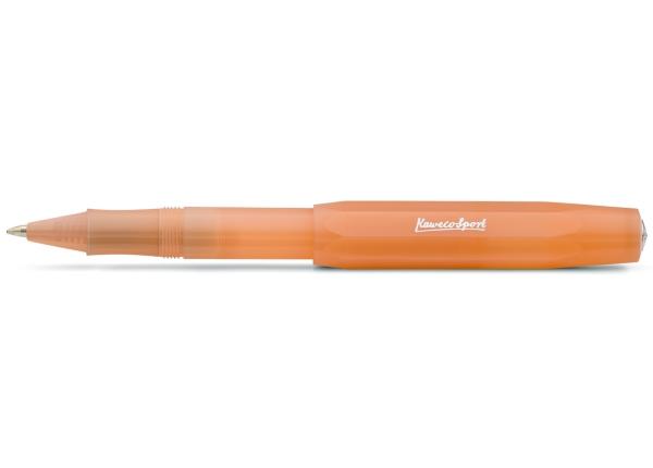 Kaweco FROSTED SPORT Gel Roller Soft Mandarin