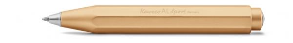 Kaweco AL SPORT Kugelschreiber Gold Edition