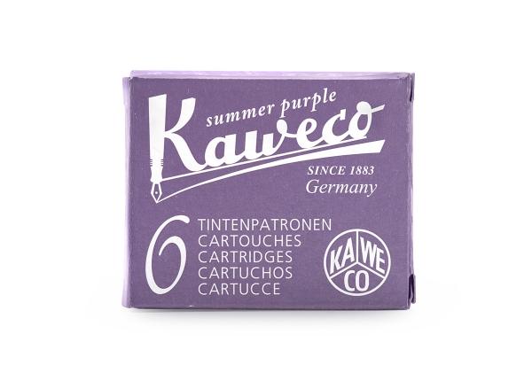Kaweco Tintenpatronen 6-Pack Sommerlila