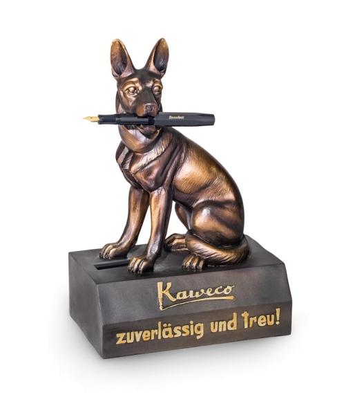 Kaweco Schäferhund Spardose