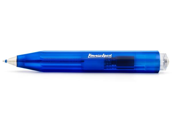 Kaweco ICE SPORT Kugelschreiber Blau