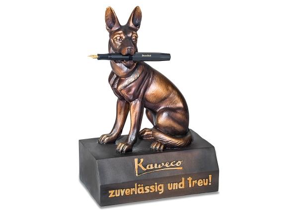 """Kaweco DECO Stiftehalter """"Schäferhund"""""""