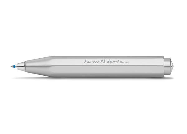 Kaweco AL SPORT Kugelschreiber Silber