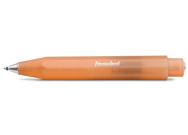 Kaweco FROSTED SPORT Kugelschreiber Soft Mandarin