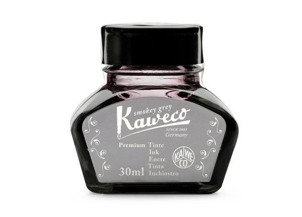 Kaweco Tintenglas Rauchgrau 30 ml