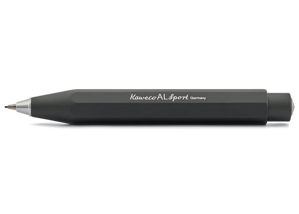 Kaweco AL SPORT Druckbleistift 0.7 mm Schwarz