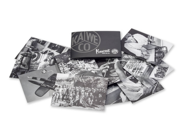 Kaweco Postkarten-Set Historische Fotos
