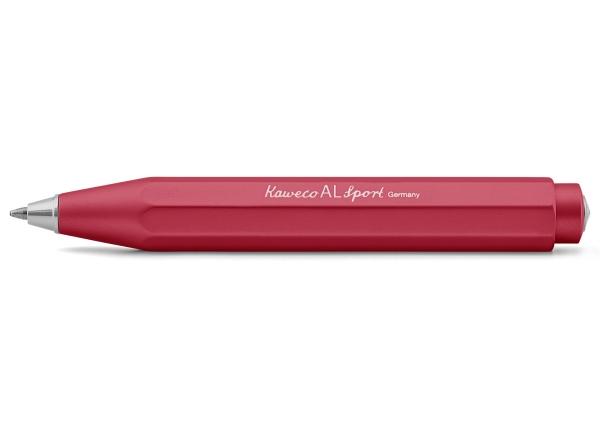 Kaweco AL SPORT Kugelschreiber Deep Red