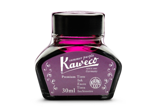 Kaweco Tintenglas Sommerlila 30 ml