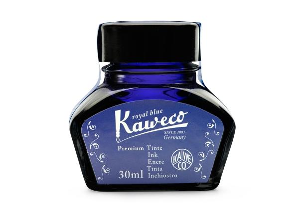 Kaweco Tintenglas Königsblau 30 ml