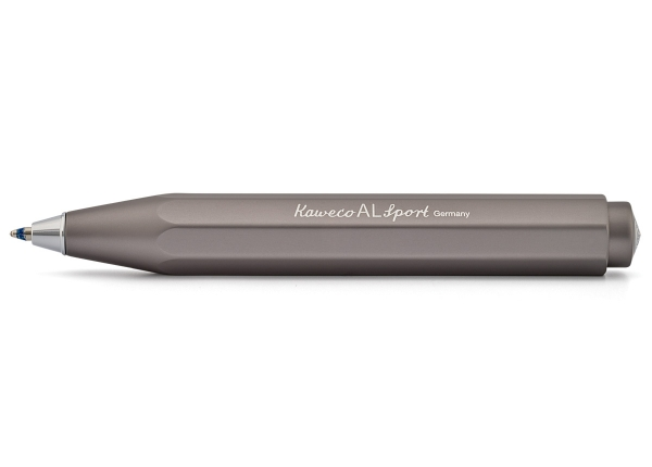 Kaweco AL SPORT Kugelschreiber Anthrazit