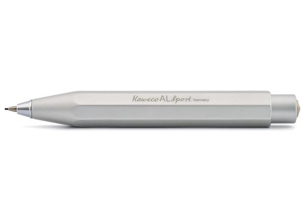 Kaweco AL SPORT Druckbleistift 0.7 mm Silber