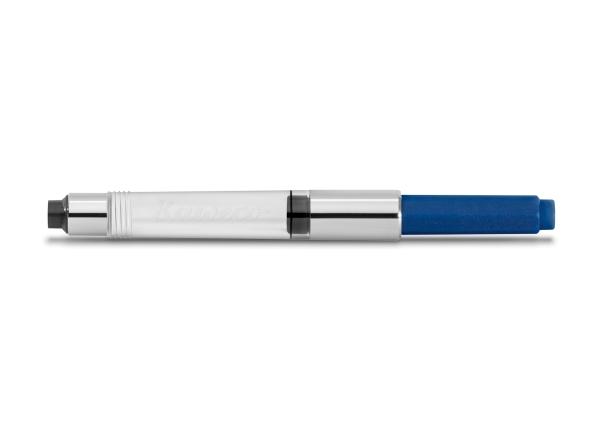 Kaweco Konverter Standard Mitternachtsblau/Chrom