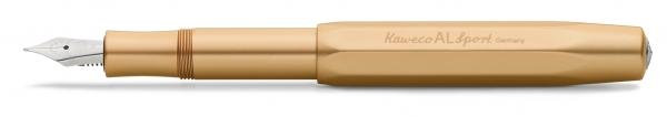 Kaweco AL SPORT Füllhalter Gold Edition