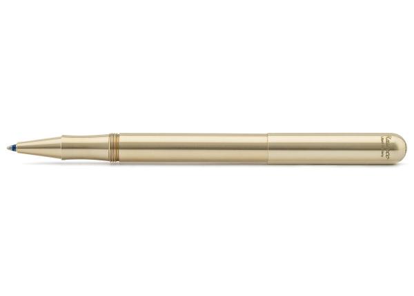 Kaweco LILIPUT Kappen-Kugelschreiber Messing (Eco)