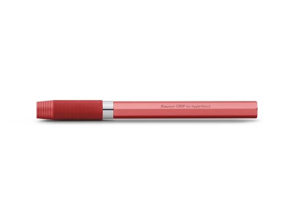 Kaweco Stiftecover GRIP für Apple Rot