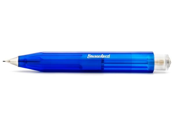Kaweco ICE SPORT Druckbleistift 0.7 mm Blau