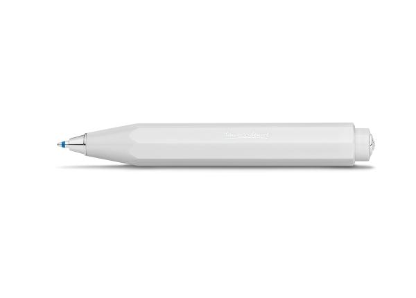 Kaweco SKYLINE SPORT Kugelschreiber Weiß